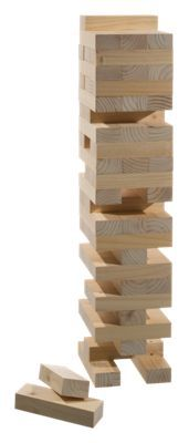 Wild Sports Stackers XL Outdoor Game