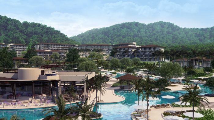 NOW OPEN - Dreams Las Mareas Costa Rica is a vibrant beach ...