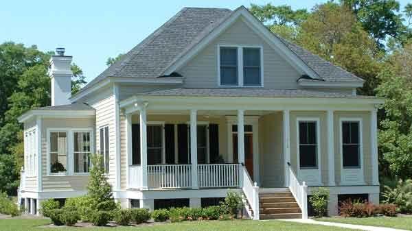 2,400 square feet of living space: Eden Ridge, plan #1020
