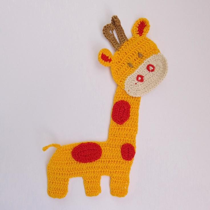 133 Best Crochet Applique Images On Pinterest
