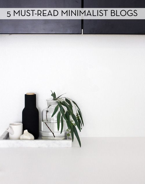 5 Blogs To Help You Lead A Minimalist Lifestyle » Curbly | DIY Design Community