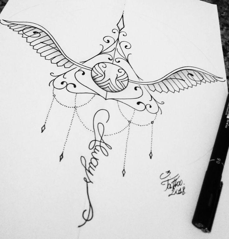 Harry Potter und die Heiligtümer des Todes – Tattoo-Kunst