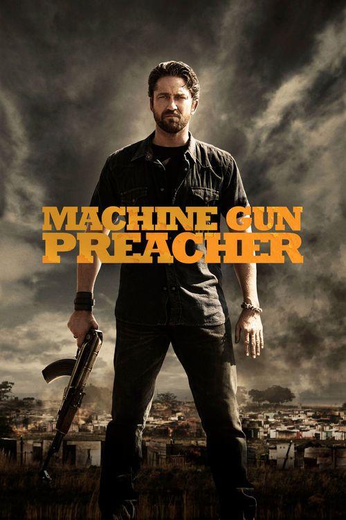 Watch->> Machine Gun Preacher 2011 Full - Movie Online