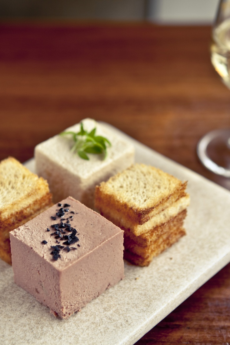 how to eat liver pate