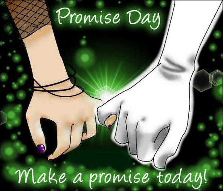 Promise Day 2014 on 11 February (Fifth Day of Valentine Week)