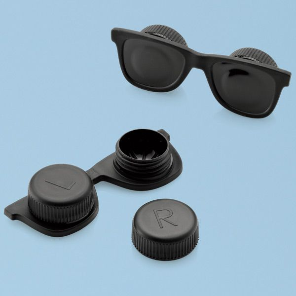 U-Lens Contact Case by Umbra® | $4.99 fun for the contact lens wearer in your life :)