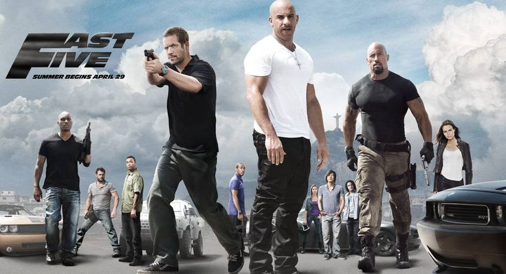 Fast and Furious 5 | FAST & FURIOUS 5 : Entretien avec Dwayne Johnson FAST & FURIOUS 5 ...