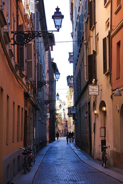 I've had the pleasure of visiting, Parma, Italy. It was one of the best experiences in my life. Can't wait to go back