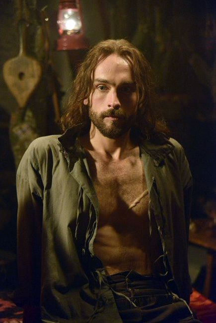 Tom Mison from TV's Sleepy Hollow~ They really know how to grow 'em across the pond...