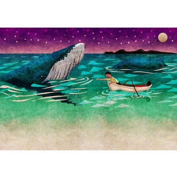 Jago Silver - professional children's illustrator, view portfolio
