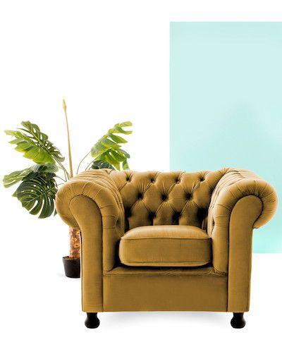 Descopera echilibrul perfect dintre traditional si modern cu ajutorul fotoliului Chesterfield! #SomProduct #Chesterfield #Inspiring #Comfort
