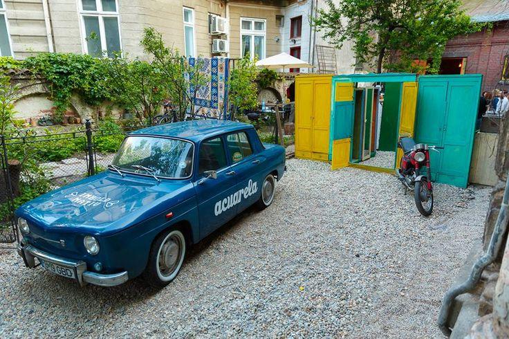 Dacia 1100 at Plastilina