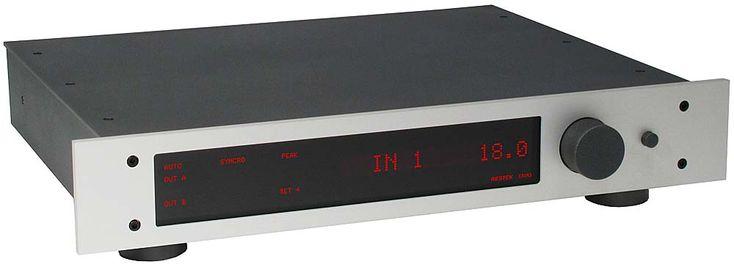 Der RESTEK Phonovorverstärker ist ein PhonoPre für bis zu 7 Tonabnehmer