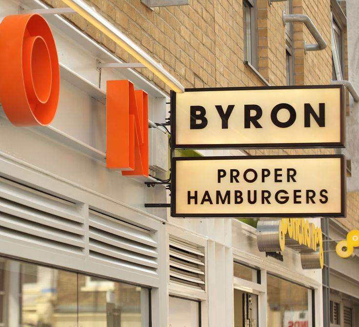 Byron - Angle  Classic American Burgers