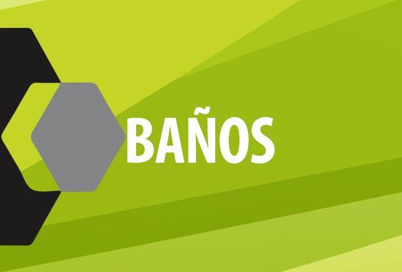 #Baños