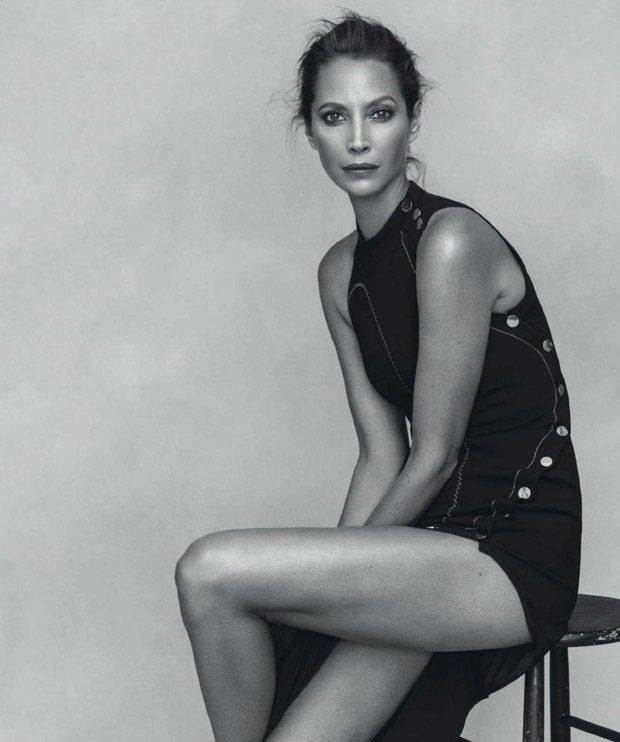 Кристи Терлингтон в Harper's Bazaar Spain (Интернет-журнал ETODAY)
