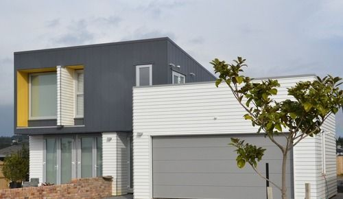 Creating The Ideal House With Linea Weatherboard And James