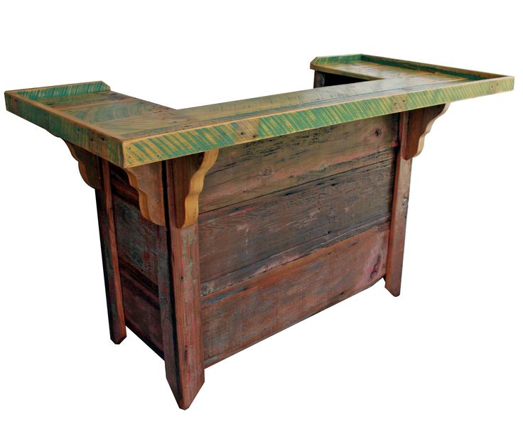 1000 ideas about outdoor bars on pinterest bar Furniture made from barn wood