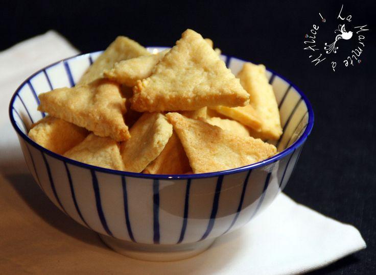 Les Crackers, c'est devenu habituel chez nous à l'apéritif ! Grâce au chef Jean François Piège, qui en livrait une recette à base de Beaufort dans un de ses livres, j'ai découvert que c'était prêt en quelques minutes et vraiment délicieux. En plus, ça...