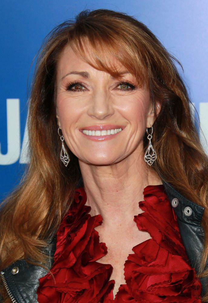 Jane Seymour, at age 60.  50 Women Over 50 Who Have Aged Gracefully (PHOTOS)