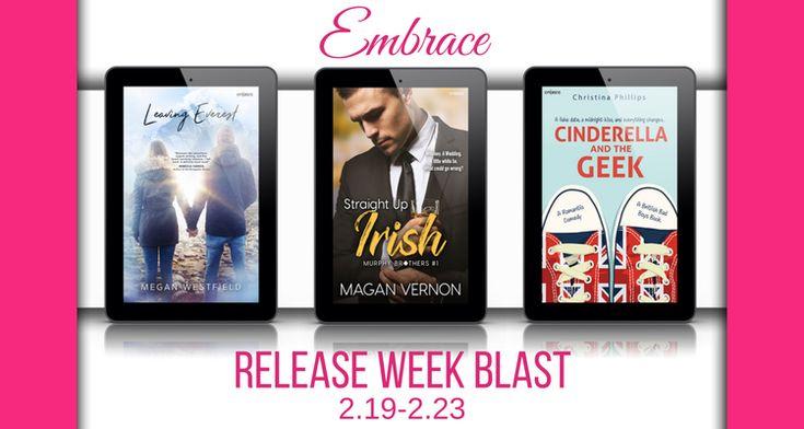 Embrace Release Week Blitz