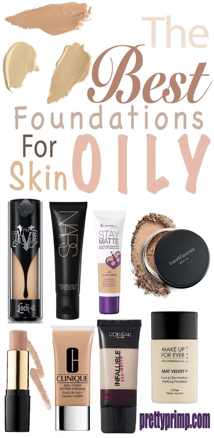 The best matte foundations for all you oily skin girls out there! Matte foundation from the drugstore as well as high end.