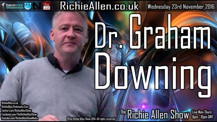 """Unborn Babies Being Prepared For AI & Transhumanism Through Vaccines & Medicine!"" Dr Graham Downing"