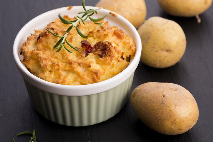 Sformatino di patate e ricotta