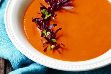 Roasted carrot soup – Recipes – Bite