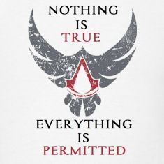 Assassin-s-Creed-Quote.jpg (235×235)                                                                                                                                                      Más                                                                                                                                                                                 More