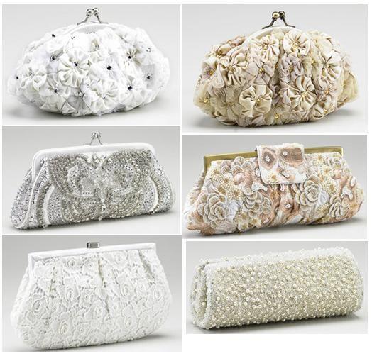 Bridal Handbags 2013