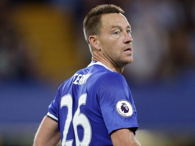 Team News: John Terry on Chelsea bench as Wayne Rooney omitted from Manchester United squad