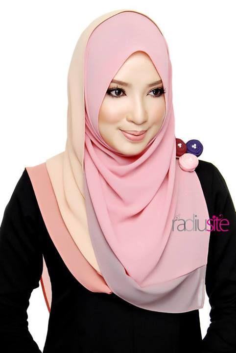 #Radiusite shawl SURI