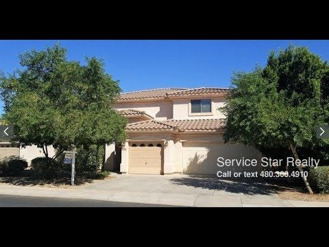Phoenix Homes for Rent: Surprise Home 4BR/2.5BA by Phoenix Property Management  Address: 16325 N 170th Ln, Surprise, AZ 85388