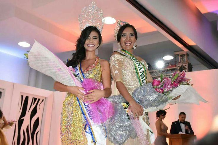 Reinas Nacional e Internacional de la Ganadería en Montería.