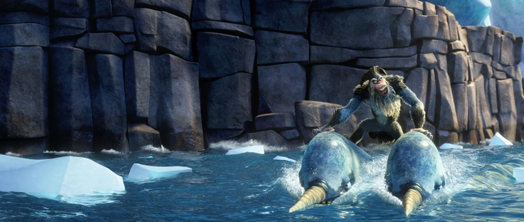Cap'n Gutt is racing to get to the theater before Ice Age: Continental Drift opens TOMORROW!!    Also, don't miss this interview with the voice of Cap'n Gutt, @Peter Dinklage! http://on-msn.com/LS4dNX    #iceage