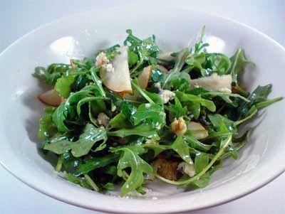 Pear and Rocket Salad