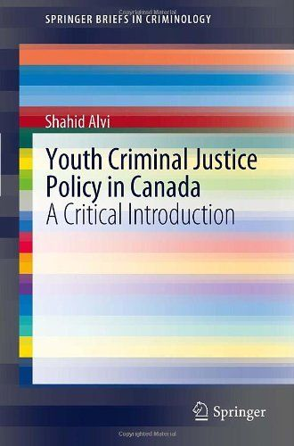 an introduction to the development of criminal justice policies The evolution of the american justice system is a fascinating subject that can lead to years  the criminal justice system is ripe for  non-discrimination policy.