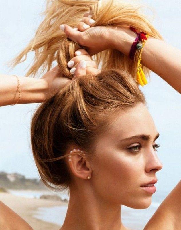 """Plaj saçlarında doğallık trendi! """"Plaj saçlarında doğallık trendi!""""  https://yoogbe.com/sac-modelleri/plaj-saclarinda-dogallik-trendi/"""