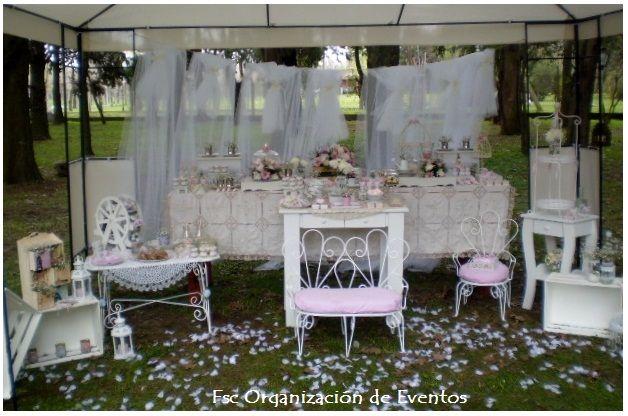 Mesa Dulce Vintage Wedding