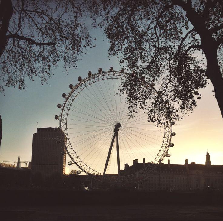Travel | London Eye
