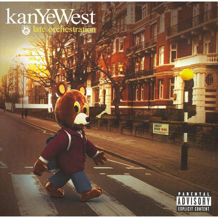 Kanye West - Late Orchestration: Live at Abbey Road Studios [Explicit Lyrics] (CD)