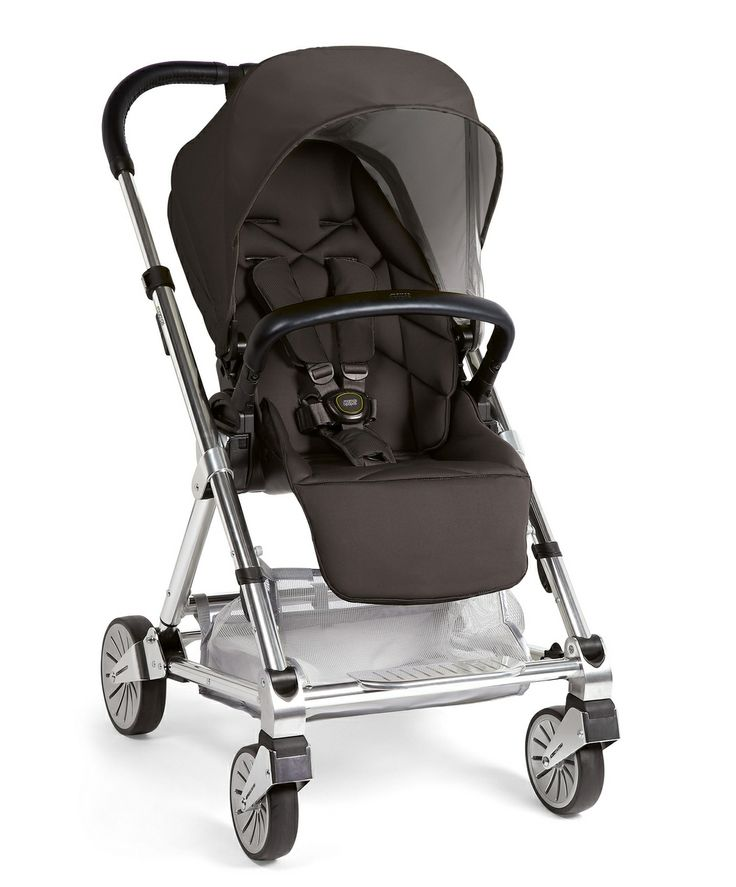Urbo2 pushchair from Mamas & Papas Built for city
