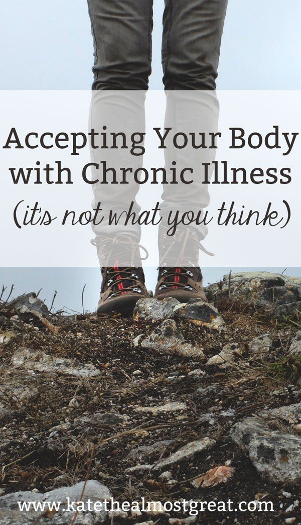Living with Chronic Illness #chronicillness http://katethealmostgreat.com/living-with-chronic-illness/