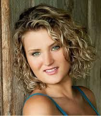Image result for short naturally curly hairstyles fine hair 2016