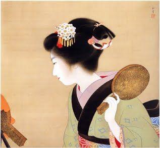 Pettinature tradizionali giapponesi di Tsuki