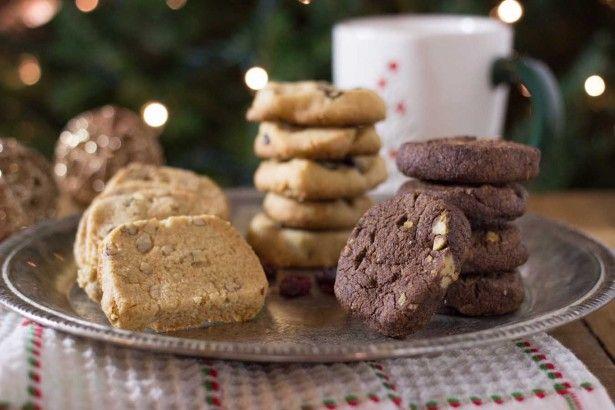 Lemon Buttermilk Cookies With Almond Recipe — Dishmaps