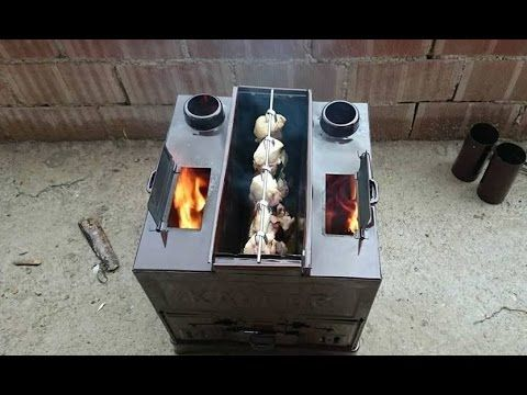 Tokat Kebabı Mangalı - Tokat Kebabı Tarifi - YouTube