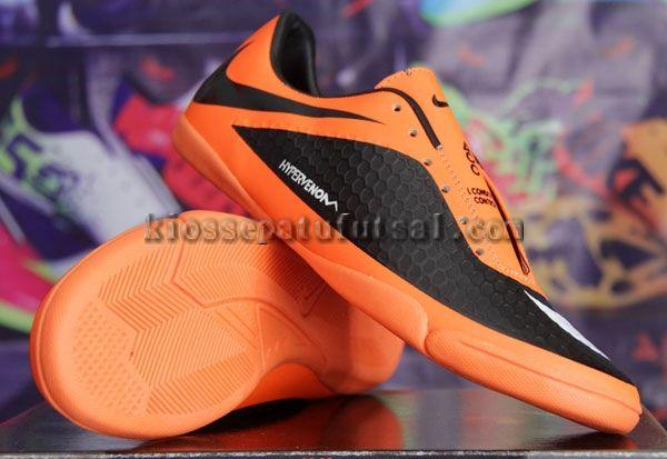 Sepatu Futsal Nike Hypervenom Hitam Orange Lite, Harga:130.000, Kode:Hypervenom Hitam Orange Lite, Hub: SMS/BBM ke:8985065451/75DE12D7, Cek stok: http://kiossepatufutsal.com/nike-hypervenom-hitam-orange-lite