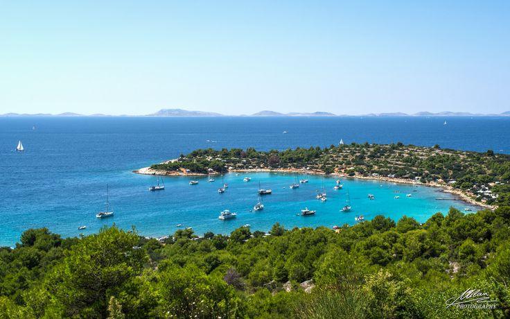 Kosirina bay, Murter island Croatia